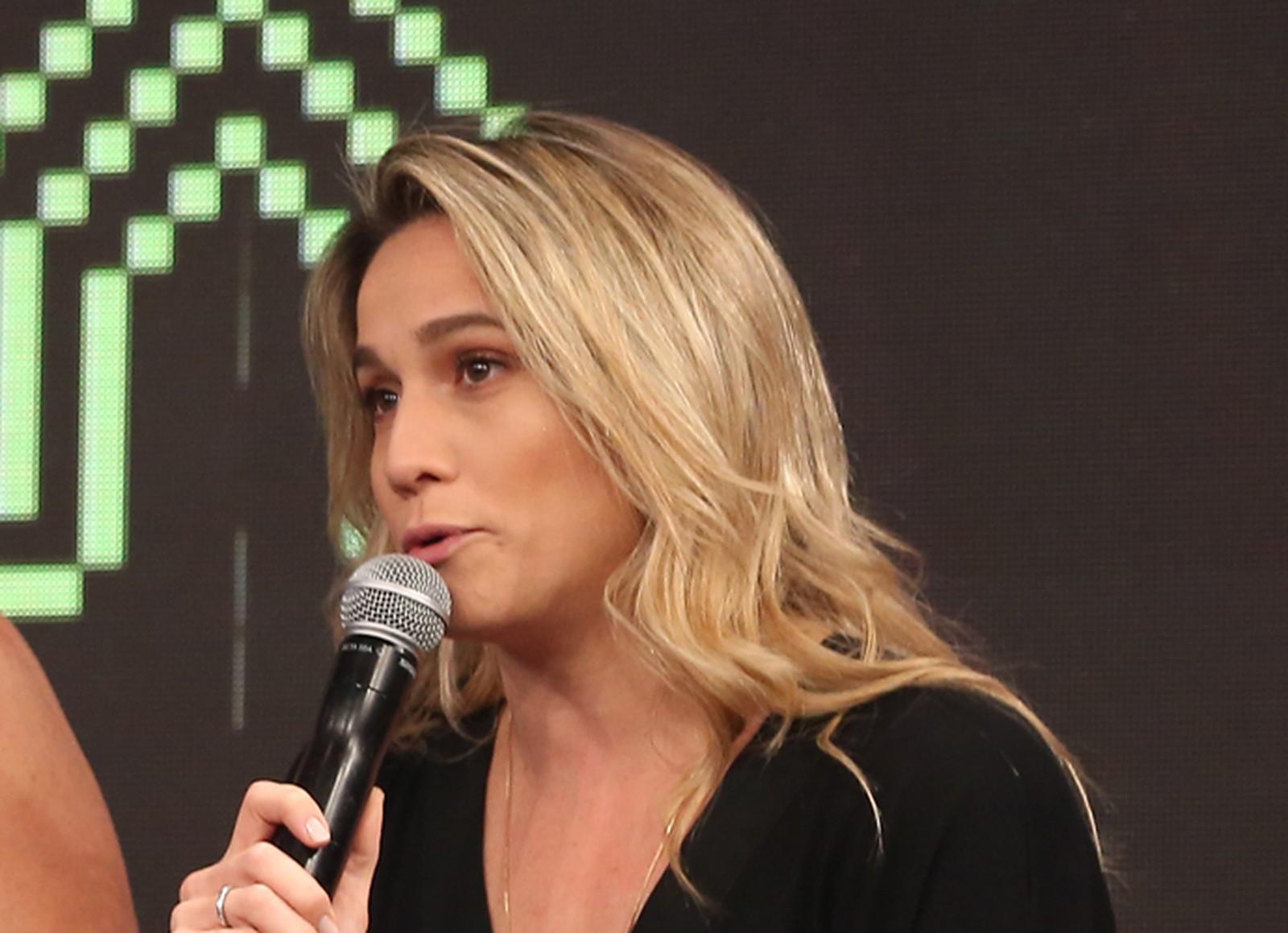 'A gente se apaixona por caráter', desabafa Fernanda Gentil sobre namoro
