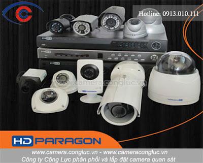 Lắp đặt, sửa chữa camera an ninh tại Trại Lẻ Hải Phòng.