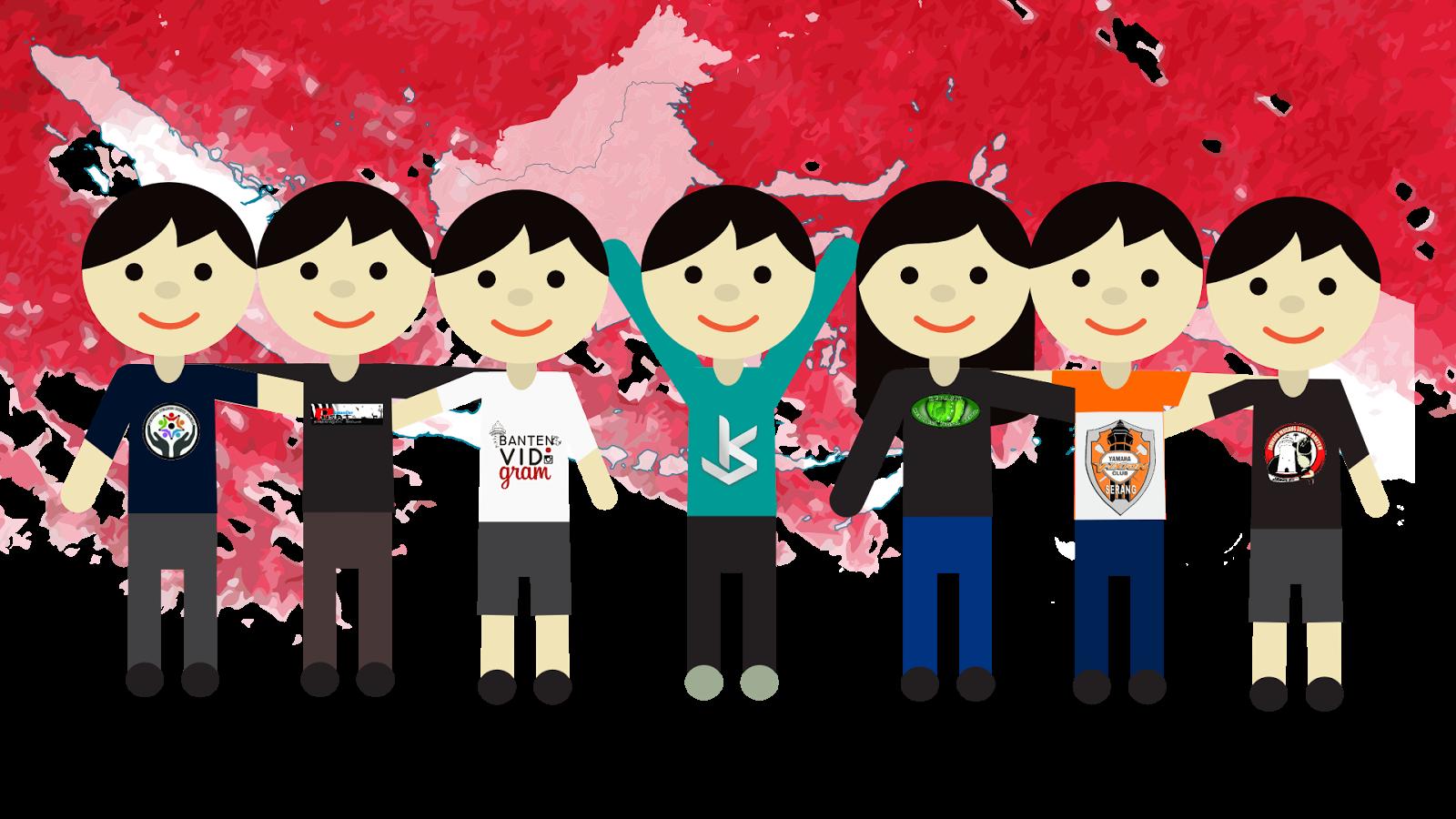 Karikatur Komunitas Komunitas Kota Serang Galeri Foto Video