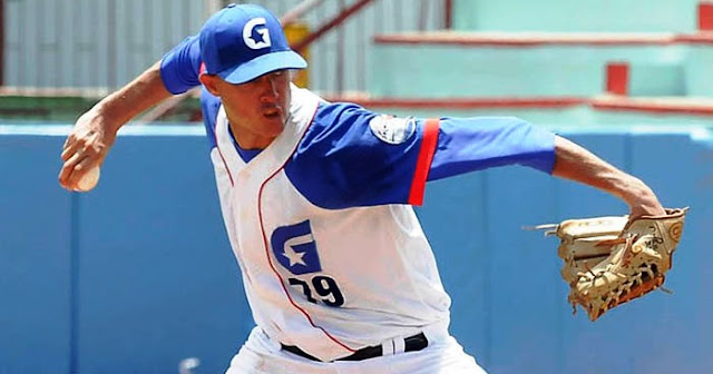El as de pitcheo de Granma fue líder en victorias (14), lechadas (3) y en efectividad, con promedio de carreras limpias de 1.63 (143.1-26) de la Serie Nacional cubana