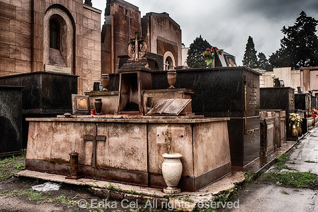 Taranto Tamburi cimitero
