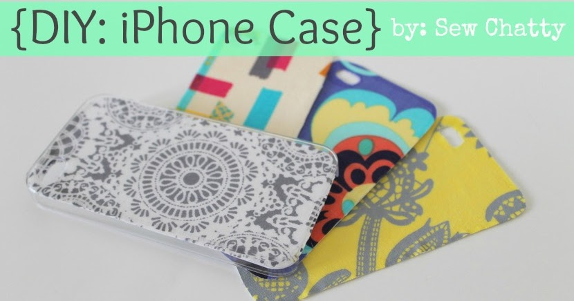 diy iphone case sew chatty diy fabric iphone 10509