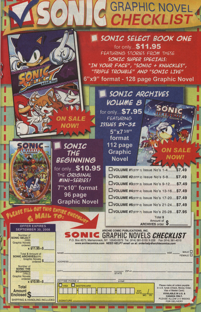 Read online Sonic The Hedgehog comic -  Issue #191 - 15