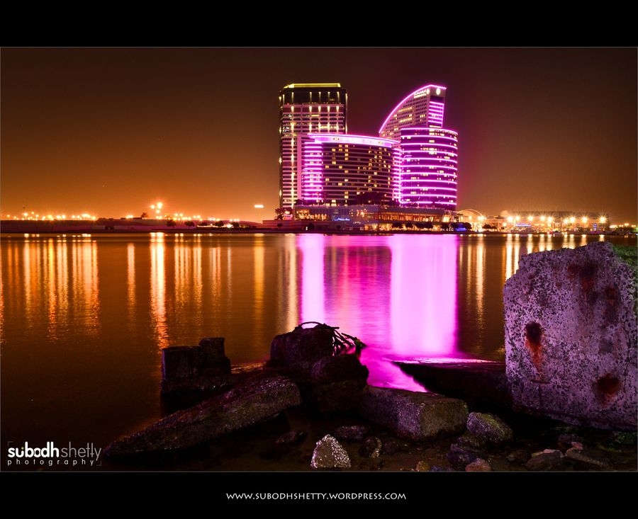 25. Princess of the night. Festival City - Dubai by Subodh Shetty