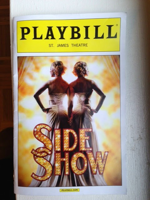 Dear Side Show on Broadway, Please Don't Close