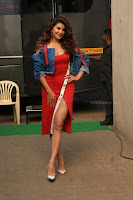 Jacqueline Fernandez Spicy Bollywood Actress in Red Dress Spicy  Exlcusive Gallery Pics (13).JPG