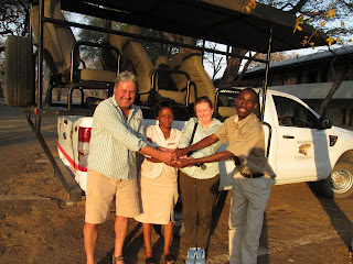 Hwange safari tours