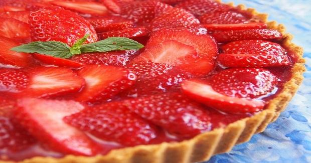 Refrigerated Strawberry Cheesecake Recipe