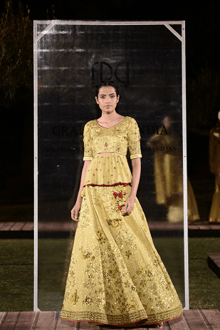Swati Ubroi at FDCI presents Crafted in India, representing Rajasthan