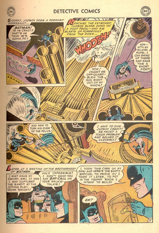 Detective Comics (1937) 222 Page 10