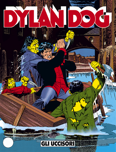 Dylan Dog (1986) 5 Page 1