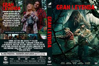 Big Legend - Gran Leyenda - Cover DVDVVVVV