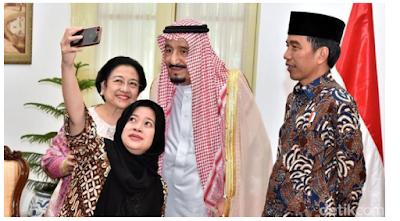 Kunjungan Raja Salaman Ke Indonesia: Antara Kegembiraan dan Kekhawatiran