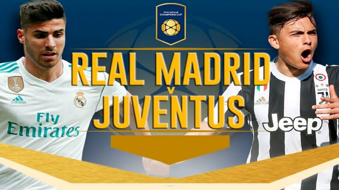 Diretta REAL MADRID JUVENTUS Streaming, dove vedere la partita su Internet e in TV