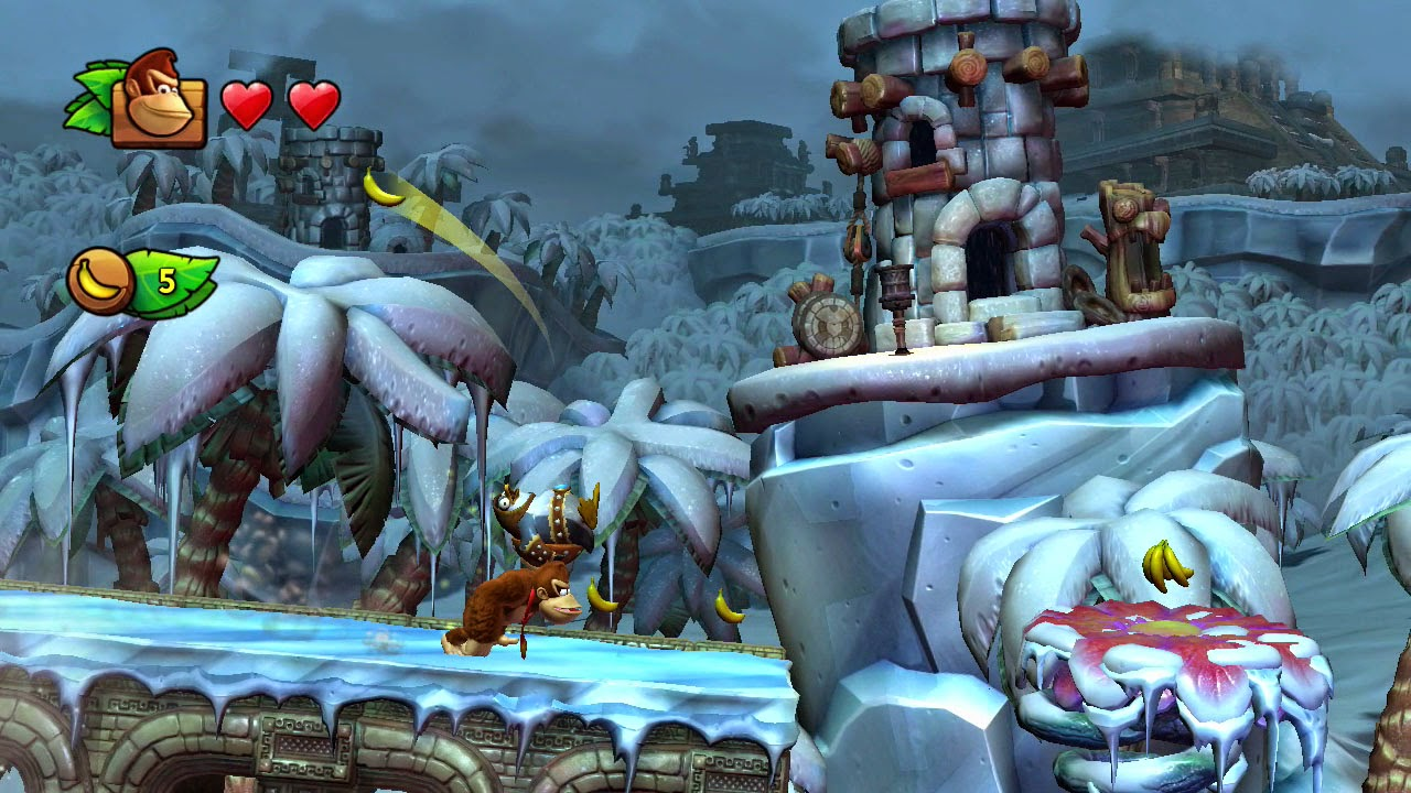 The Stock Pot Inn: Donkey Kong Country: Tropical Freeze (Wii U) Review