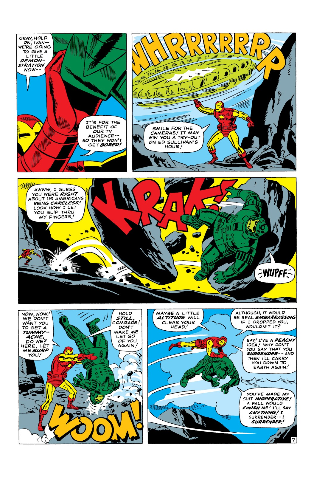 Read online Marvel Masterworks: The Invincible Iron Man comic -  Issue # TPB 3 (Part 2) - 25