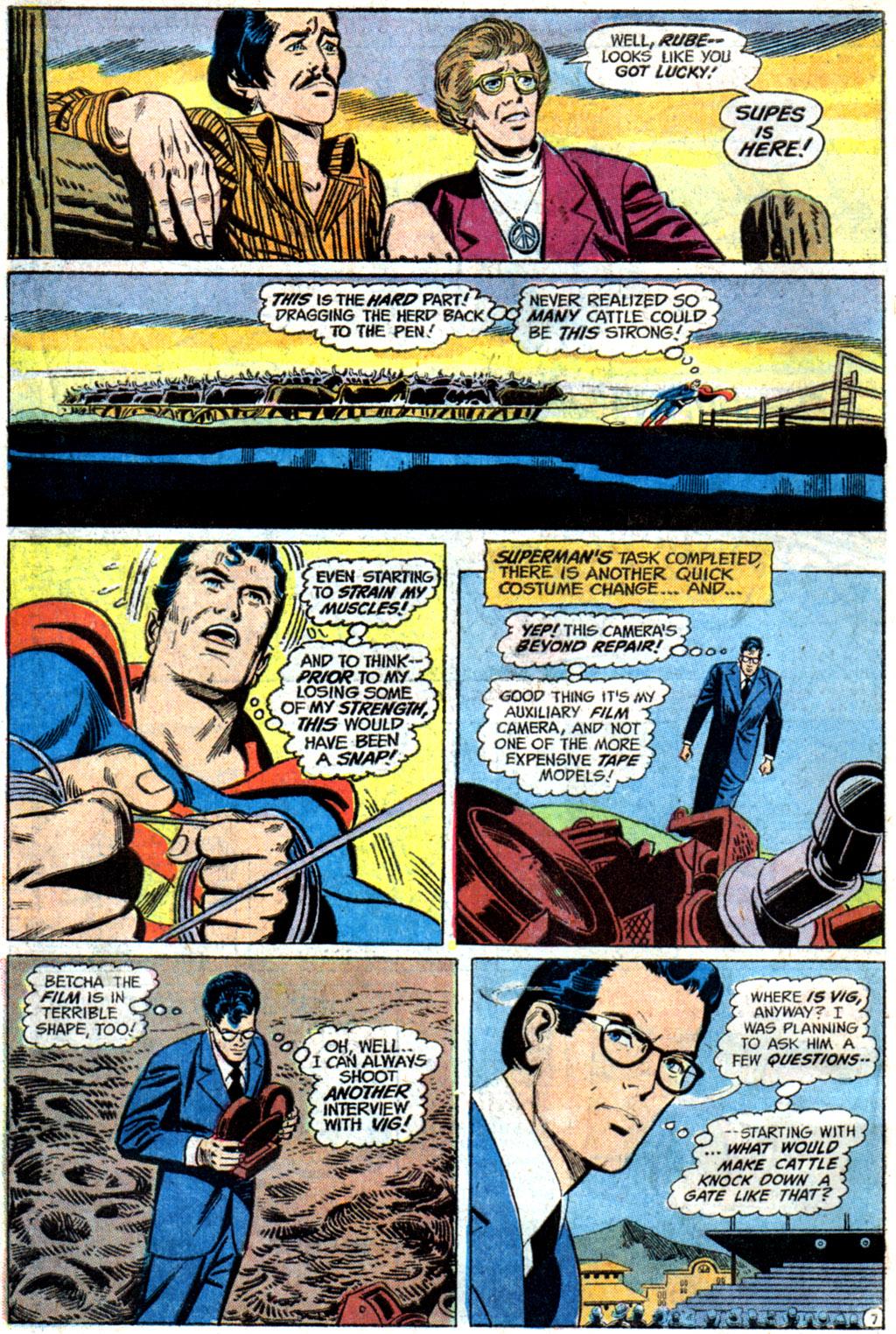 Read online World's Finest Comics comic -  Issue #214 - 10