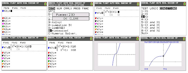 Eddie's Math and Calculator Blog: TI-84 Plus CE: Version 5