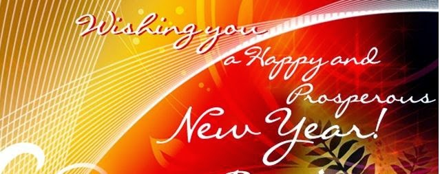 Happy New Year 2016 Wechat Messages Wallpapers