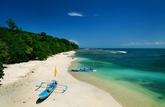 Tempat Wista  Pantai Pananjung Pangandaran