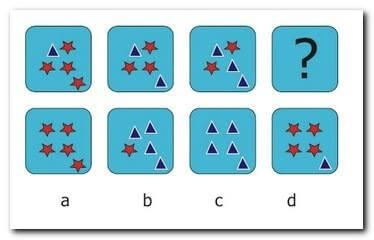 Non Verbal Reasoning Riddle