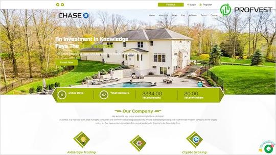 UKchase: обзор и отзывы о ukchase.biz (HYIP платит)
