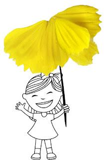 real petal plus kid doodle
