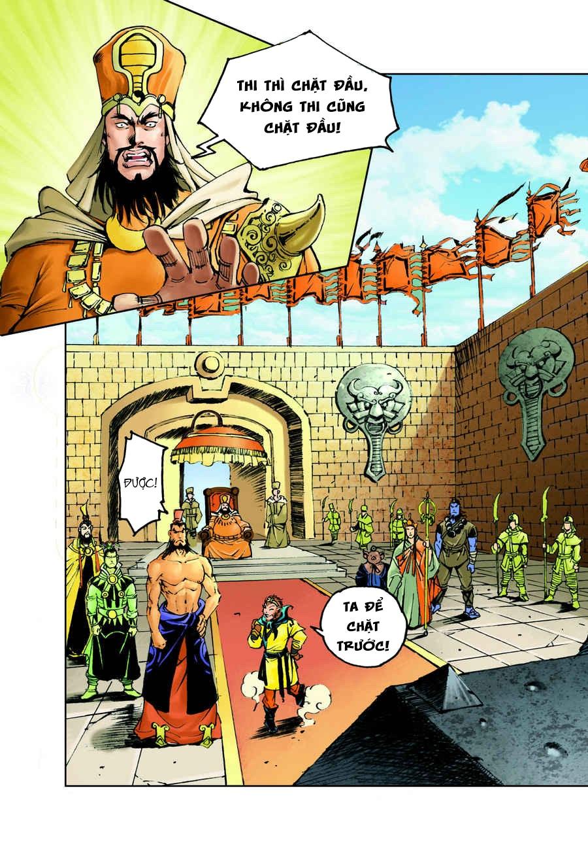 Tây Du Ký màu - Chapter 89 - Pic 18