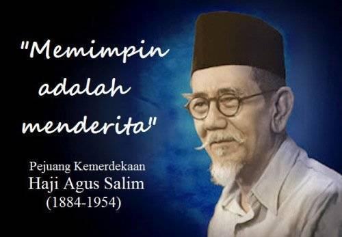 KH Agus Salim Nyaris Ateis Saat Piagam Jakarta Dan Waktu Jadi Intel Belanda
