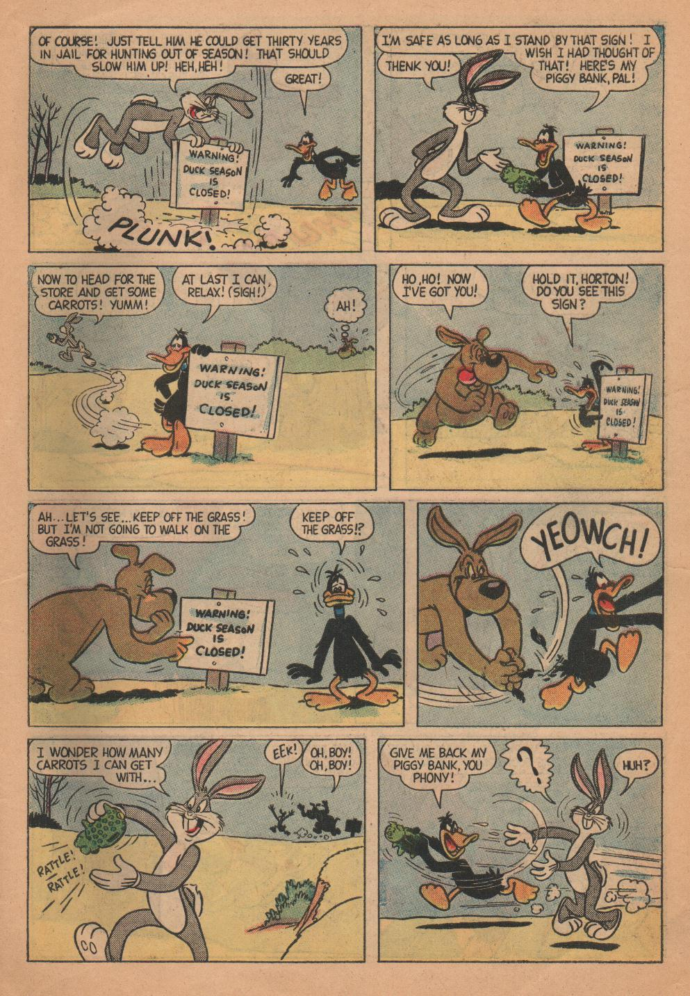 Bugs Bunny (1952) issue 62 - Page 27