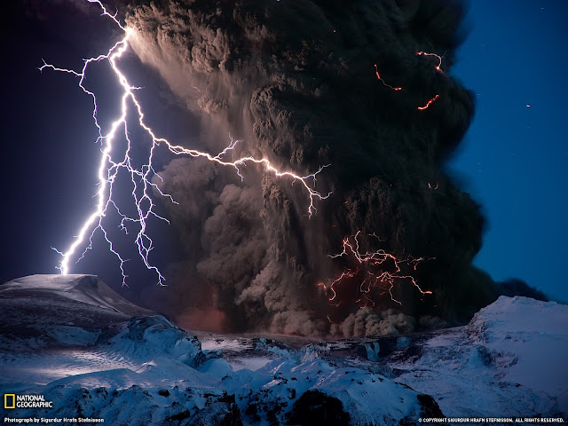 La trilogie météorologique -#2- De l'électricité dans l'air