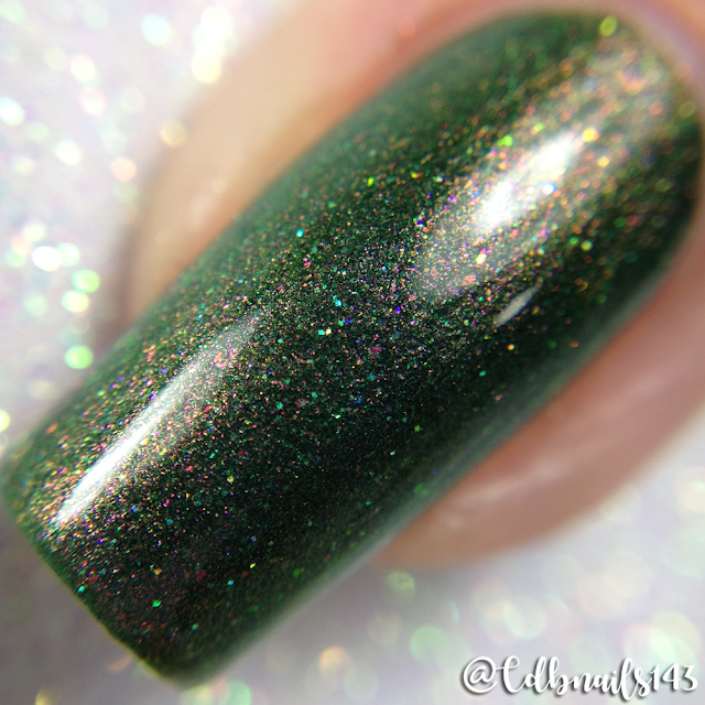 Lollipop Posse Lacquer-The Hierophant