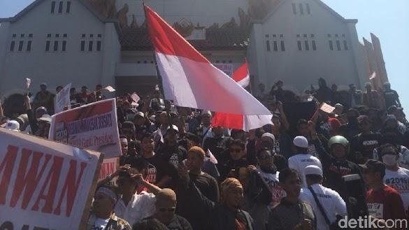 Neno Warisman di Makassar: #2019GantiPresiden Bukan Gerakan Berbahaya