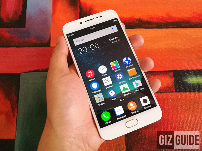 Vivo V5 Unboxing And First Impressions - The New Selfie King?