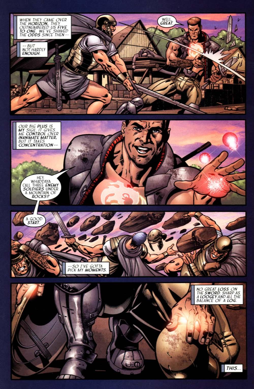 Read online Sigil (2000) comic -  Issue #19 - 8