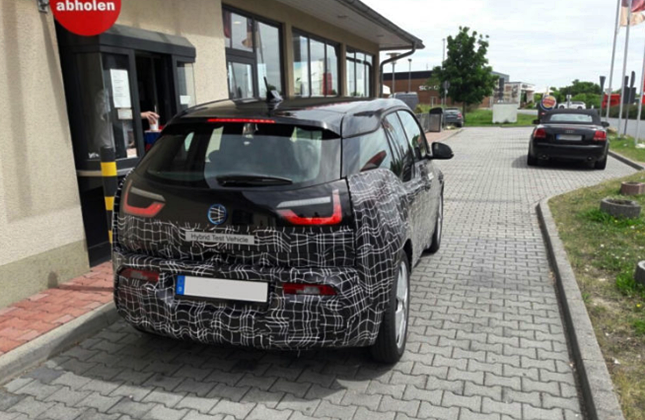 2018 BMW i3 Facelift Release Date Germany Review