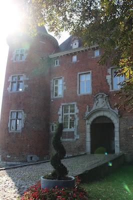 chateau wallonie