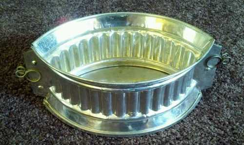 She S Just A Girl Who Creates French Game Pie Baking Pate Tin Mold