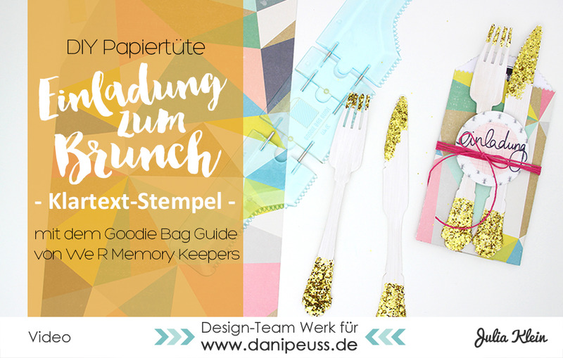 Einladung zum Brunch | Goodie Bag Guide Tool
