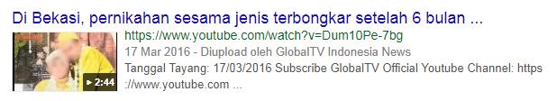 Berita Viral Pernikahan LGBT di Bali (2015)