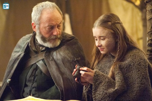 Game of Thrones 5x09 - Sir Davos
