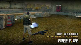 Free Fire: Battlegrounds v1.5.26 Mod