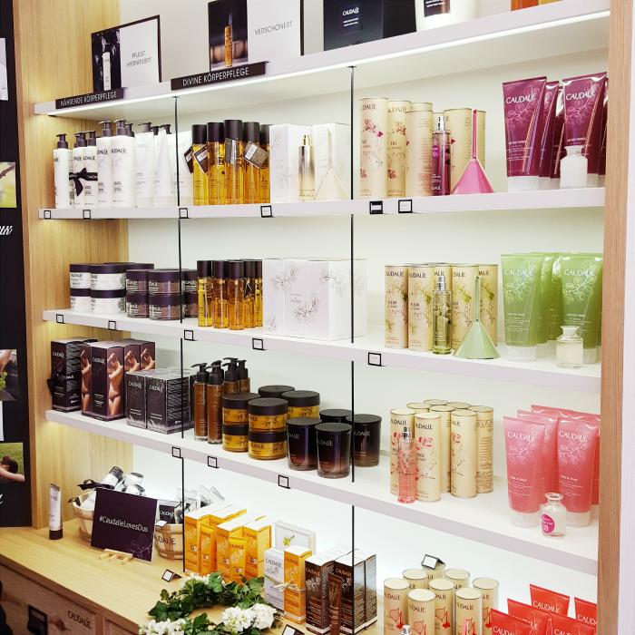 Caudalie - 1. Boutique SPA Opening in Düsseldorf - Produkt Auswahl