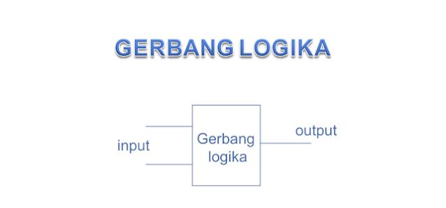7 Gerbang Logika