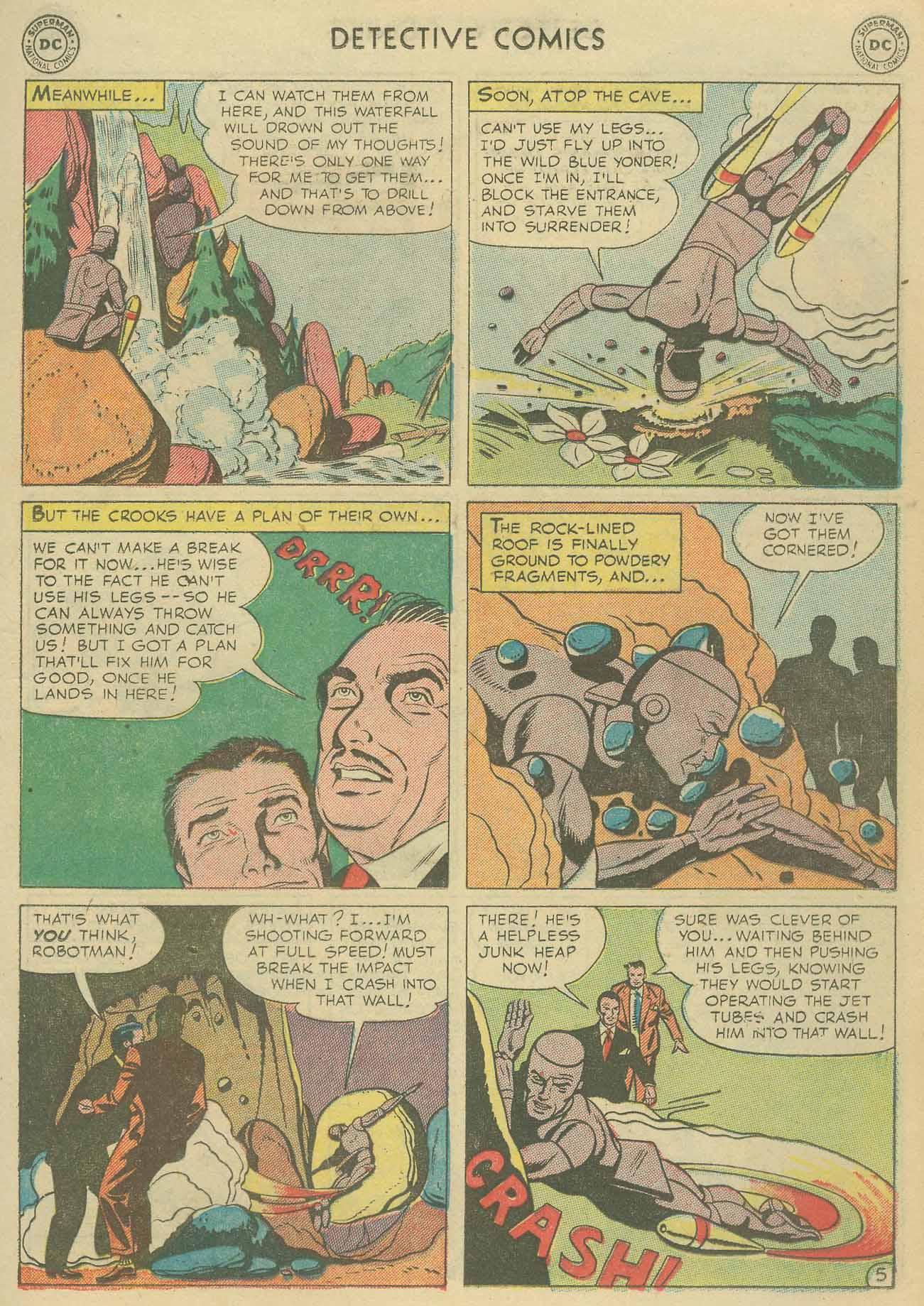 Detective Comics (1937) 175 Page 20