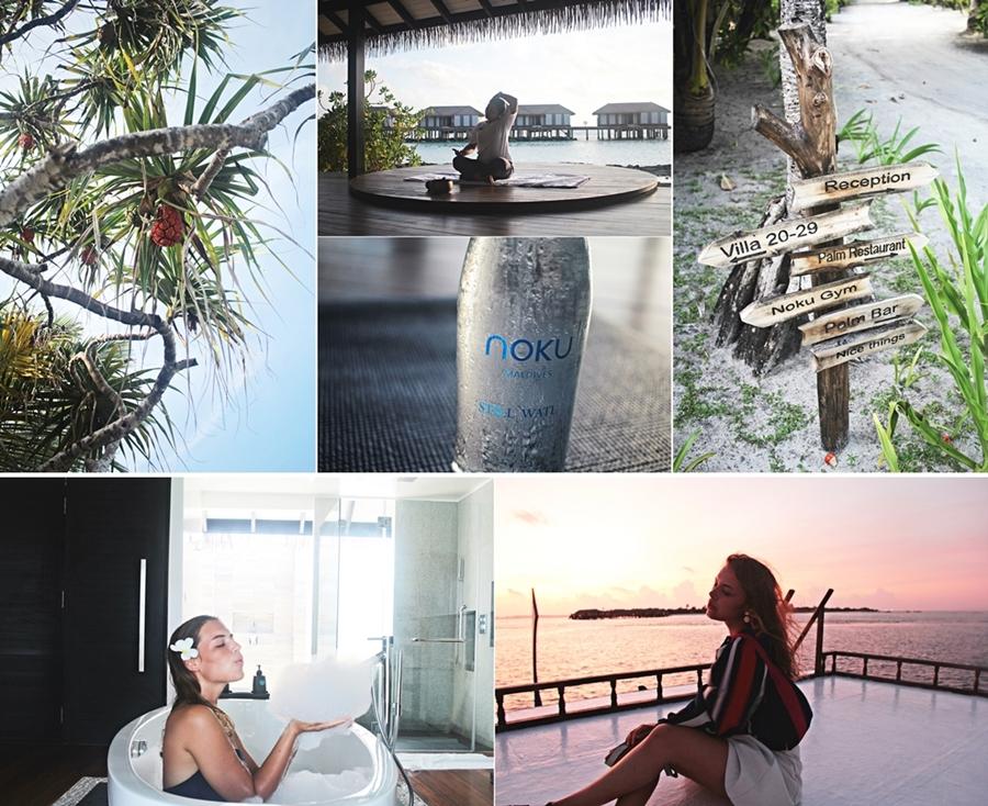 villa malediven badewanne sunset cruise