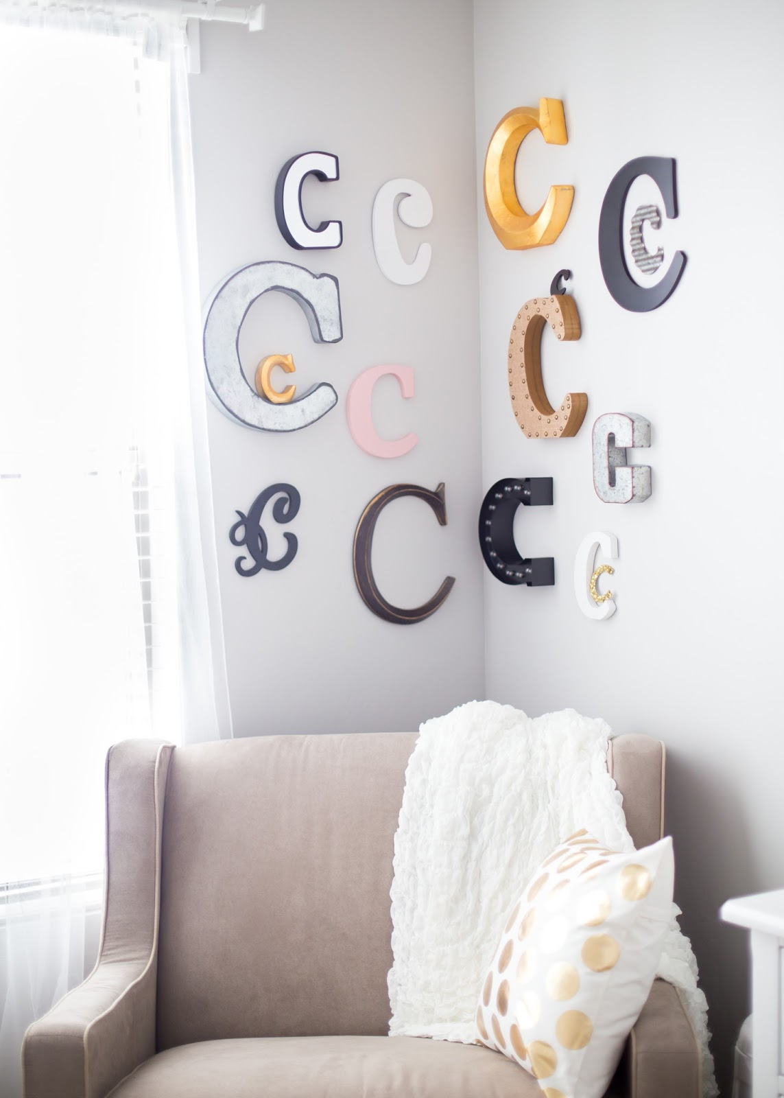Rocking Chair Corner, Nursery Ideas, Baby Girl Nursery