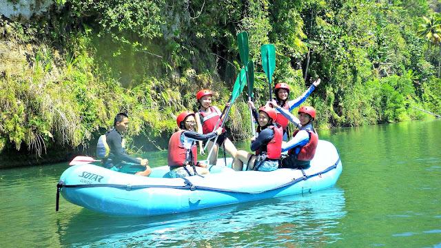 Cagayan de Oro White Water Rafting