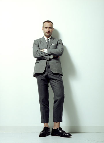 thom browne1 Signature Style: American Schoolboy Prep (the Thom Browne look)
