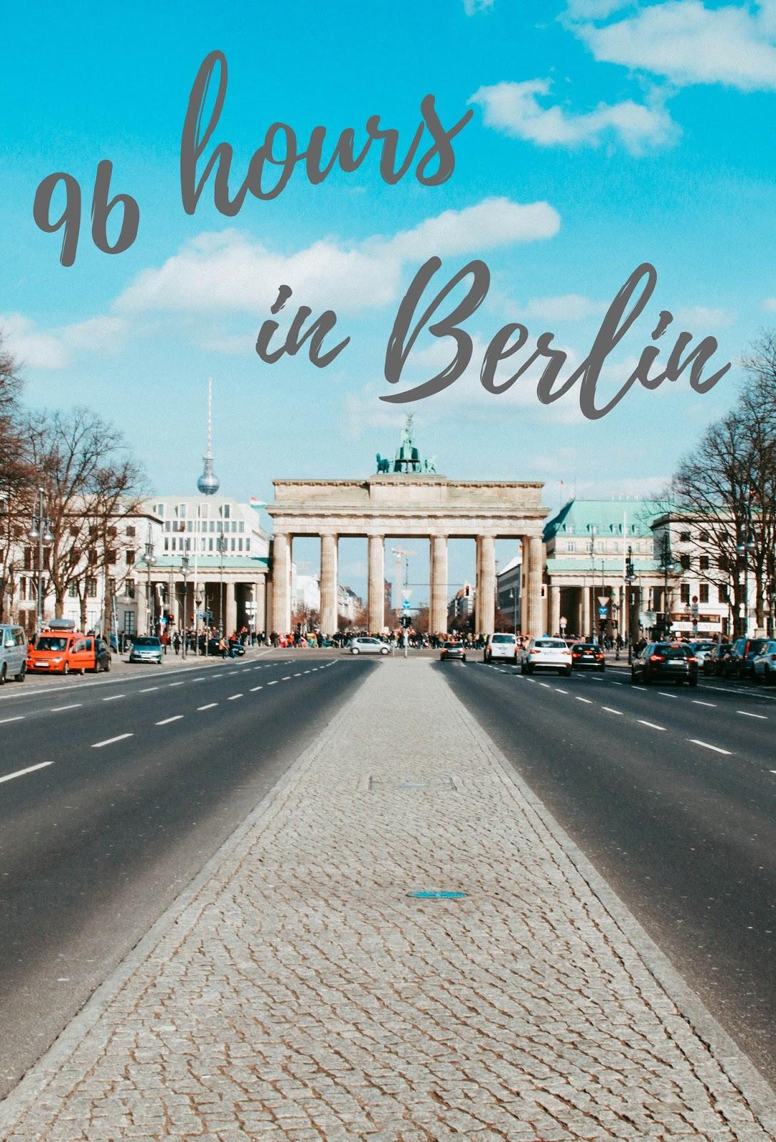 96 hours in berlin, berlin, berlin germany, berlin travel, travel blogger, travel diary, europe travel, europian trip, getaway, weekend trip, weekend break, lifestyle, lifestyle blogger, fashion blogger, beauty blogger, forever september